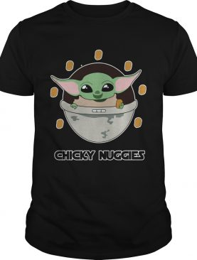 Baby Yoda The Mandalorian Chicky Nuggies shirt