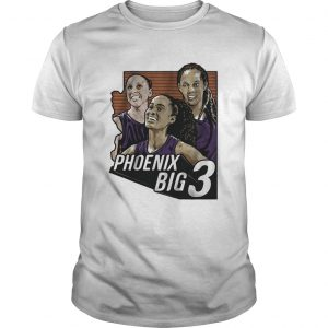 Diggins Smith Griner and Taurasi  Unisex