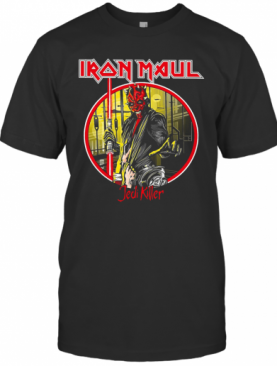 Iron Maul Jedi Killer T-Shirt