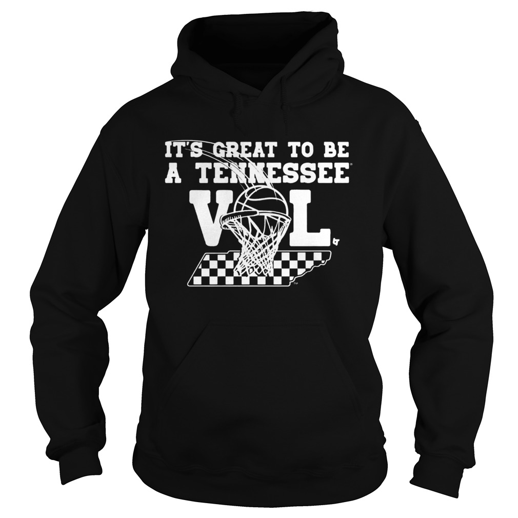 Its Great To Be A Tennessee Vol Hoodie