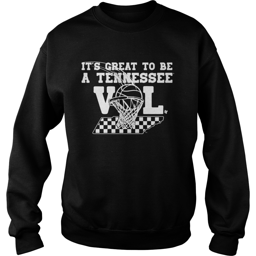 Its Great To Be A Tennessee Vol Sweatshirt