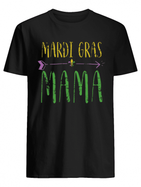 Mardi Gras Mama Funny New Orleans Vintage shirt