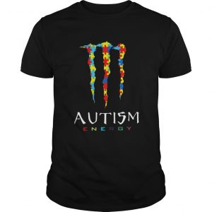 Monster Autism Energy  Unisex