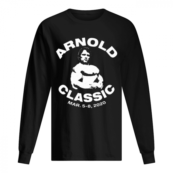 Nice Arnold Classic 2020  Long Sleeved T-shirt