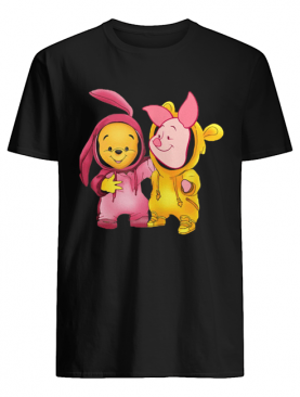 Baby Pooh and Piglet shirt