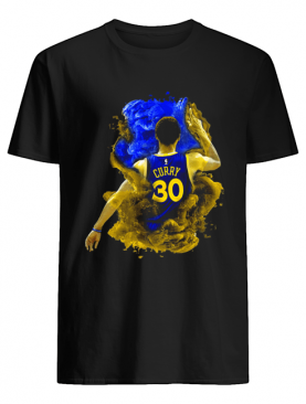NBA Stephen Curry 30 Golden State Warriors shirt