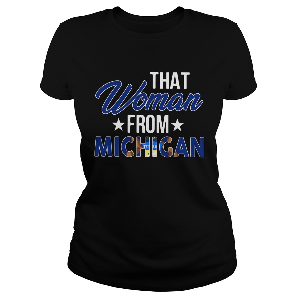 That Woman From Michigan  Classic Ladies