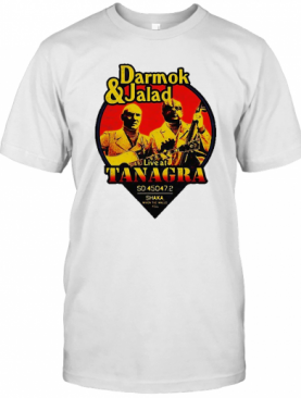 Darmok And Jalad Live At Tanagra Heart T-Shirt