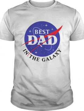 NASA Best Dad In The Galaxy shirt
