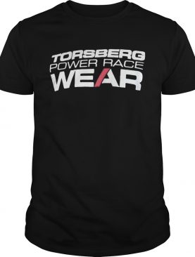 Torsberg power race wear shirt