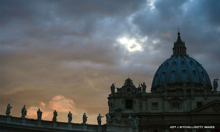 A report says China is suspected of hacking the Vatican. Here's why