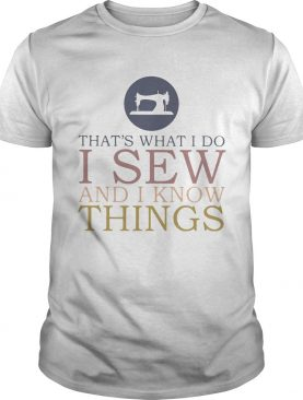 Thats what I do I sew and I know things Sewing shirt