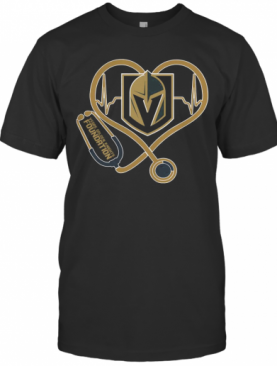 Vegas Golden Knightstide Roll Tide Nurse T-Shirt
