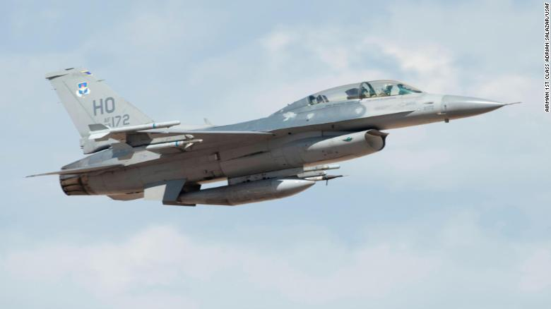 US finalizes sale of 66 F-16 fighters to Taiwan as China tensions escalate