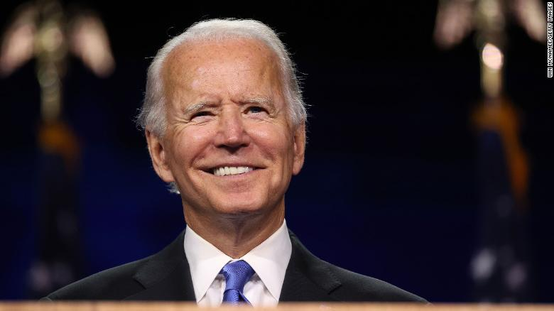 Joe Biden takes on Trump-era traumas in career-defining speech