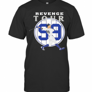 Aaron Judge Revenge Tour T-Shirt Classic Men's T-shirt