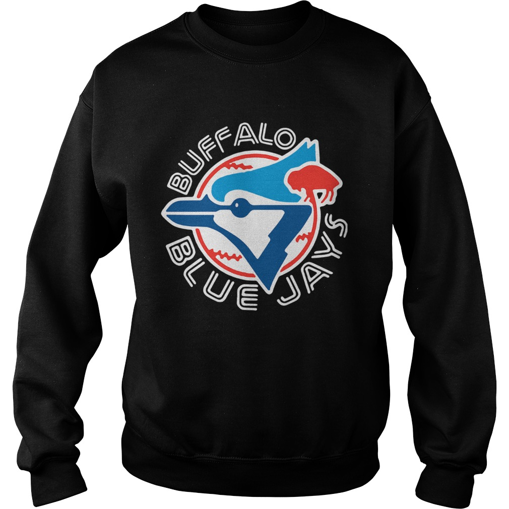 Buffalo blue jays baseball  Sweatshirt