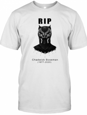 Chadwick Bosemans Black Panther Legacy Means T-Shirt