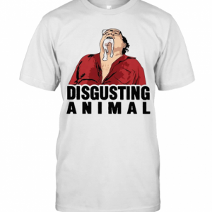 Disgusting Animal T-Shirt Classic Men's T-shirt