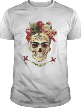 I Paint Flowers So That They Dont Die shirt