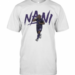 Nani Orlando City Soccer T-Shirt Classic Men's T-shirt