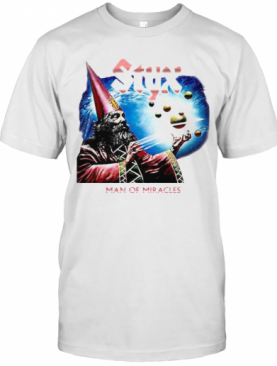 Styx Band Man Of Miracles T-Shirt