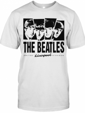 The Beatles Band United Liverpool Kingdom T-Shirt