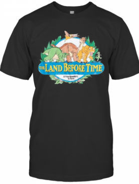 The Land Before Time A New Adventure Is Born T-Shirt