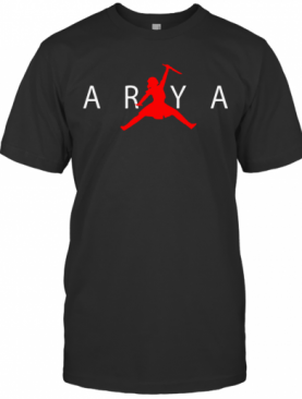 Arya Stark Air Jordan T-Shirt