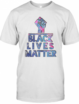 Black Lives Matter Water Color T-Shirt