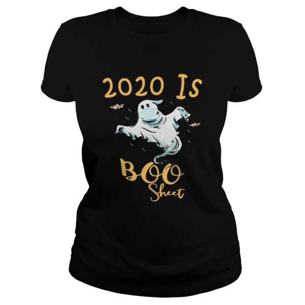 Ghost Face Mask 2020 Is Boo Sheet  Classic Ladies