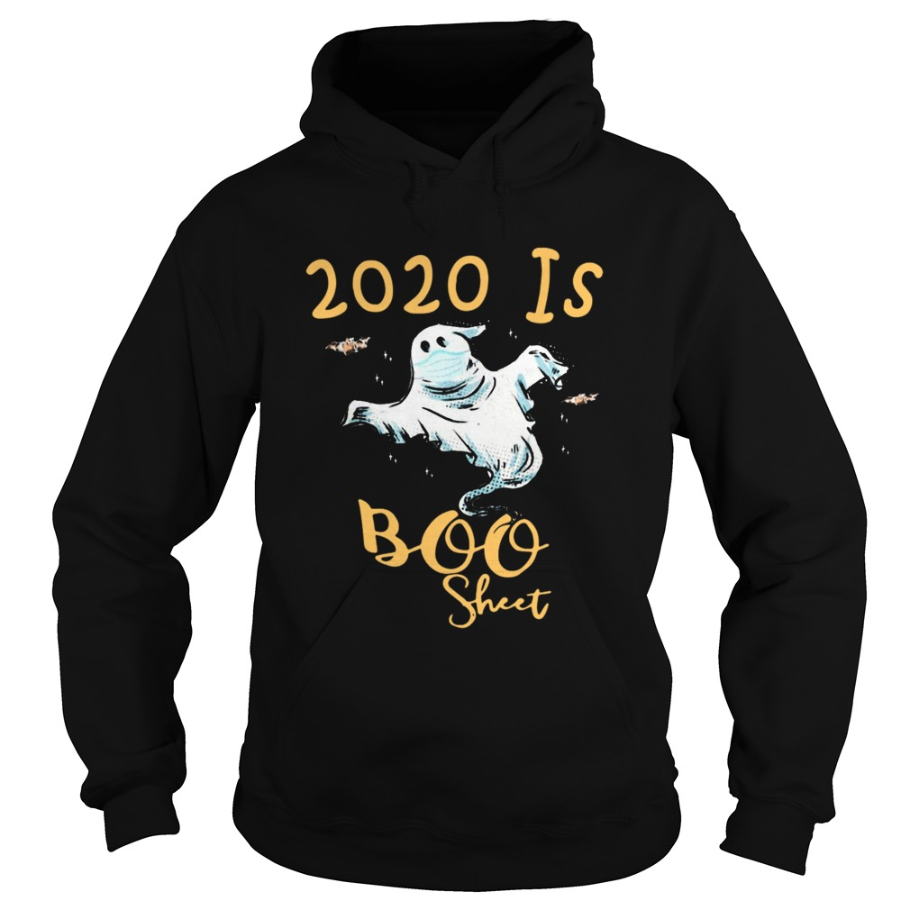 Ghost Face Mask 2020 Is Boo Sheet  Hoodie