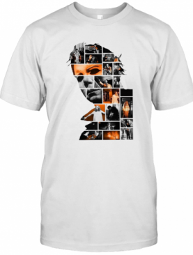 Michael Myers Face Character T-Shirt