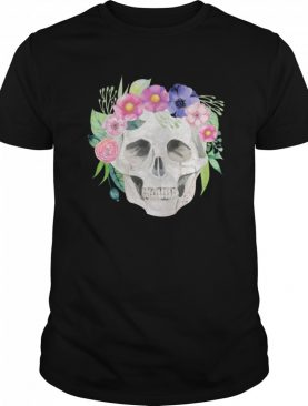 Sugar Skull Simple Day Of The Dead shirt