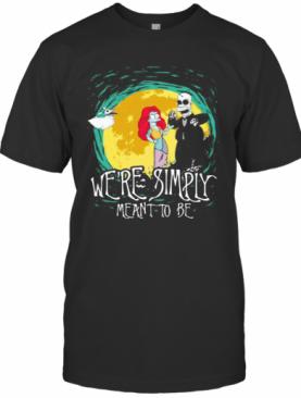 The Simpson Nightmare We'Re Simply Meant To Be Halloween T-Shirt