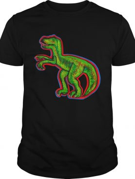 80s Vibes with Todd the Raptor shirt