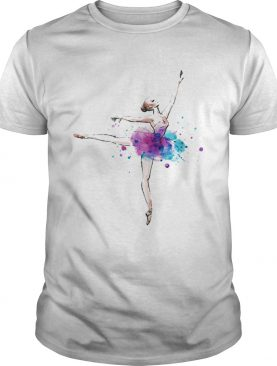 Ballet Girl Ladies shirt
