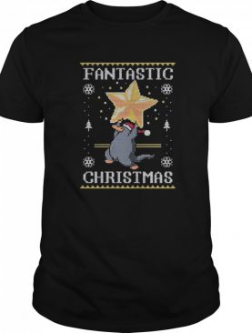 Fantastic Christmas Ugly shirt