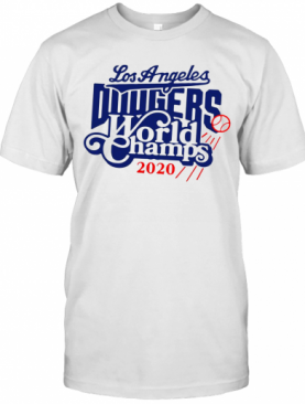 Los Angeles Dodgers World Champs 2020 T-Shirt