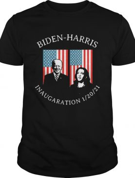 Congratulations Joe Biden Bidenharris Inaugaration Day shirt