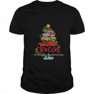 Crocin Around The Christmas Tree  Classic Men's T-shirt