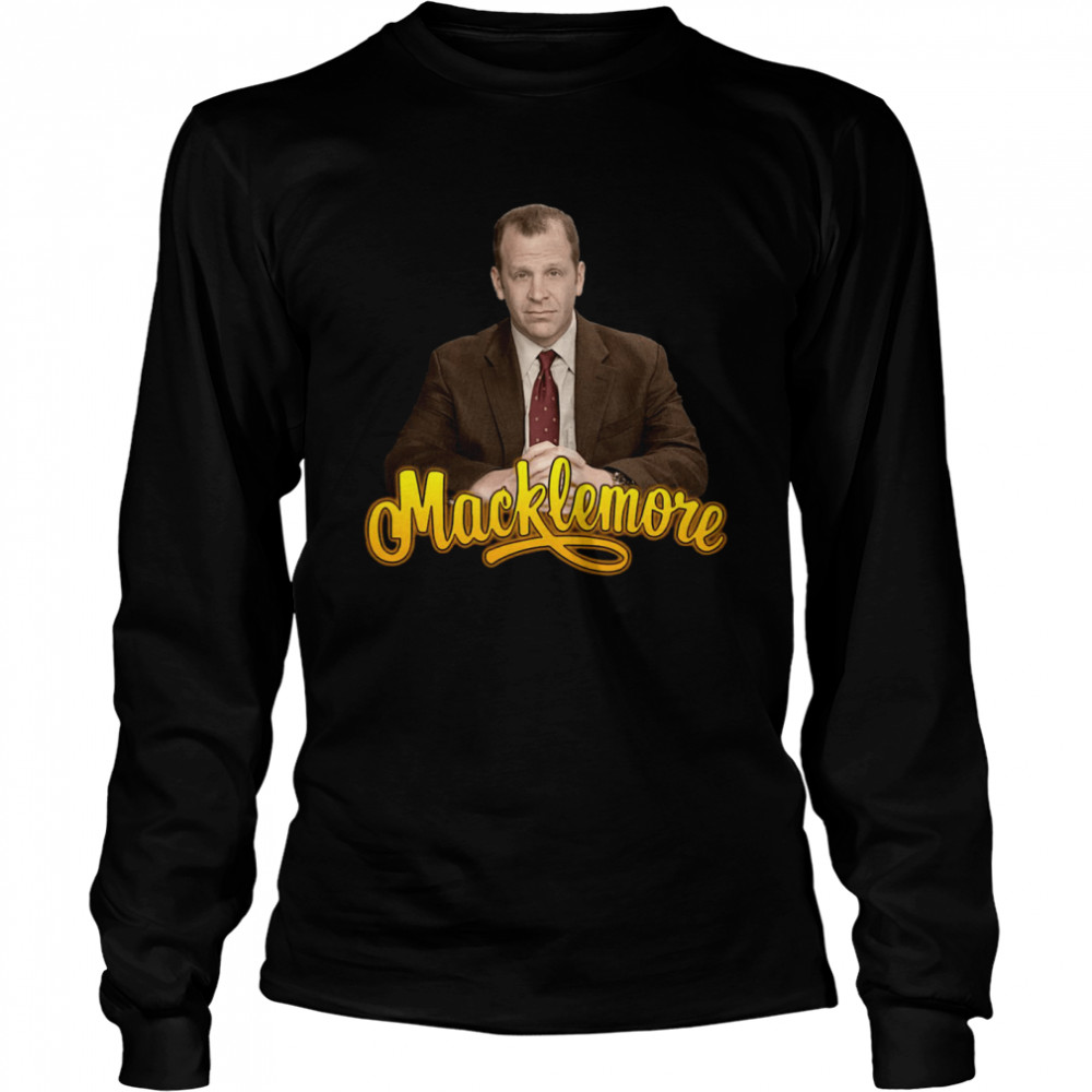 Specific Lads Macklemore  Long Sleeved T-shirt