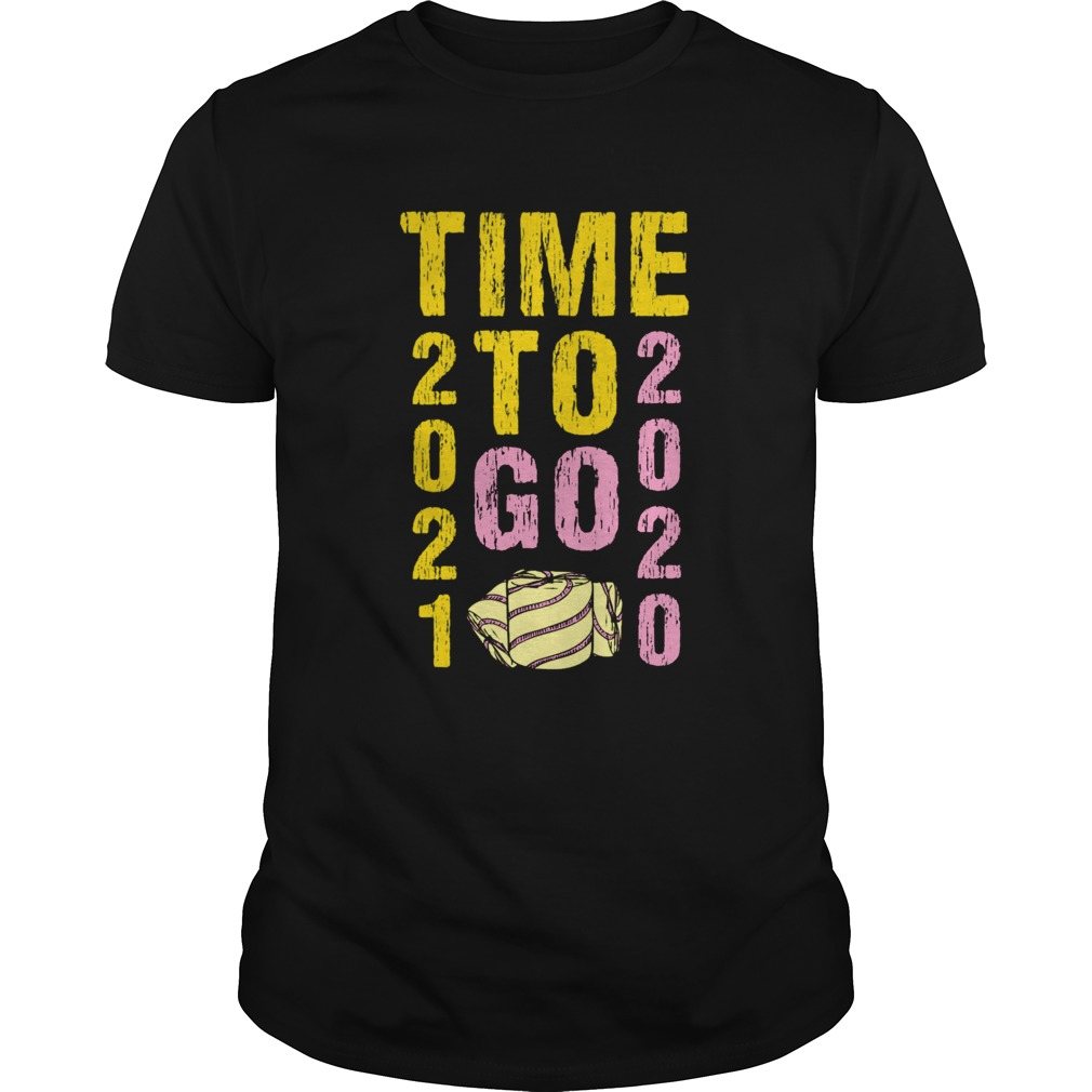 Time To Go 2020 Goodbye 2020 Hello 2021 Gold And Pink Toilet Paper  Unisex