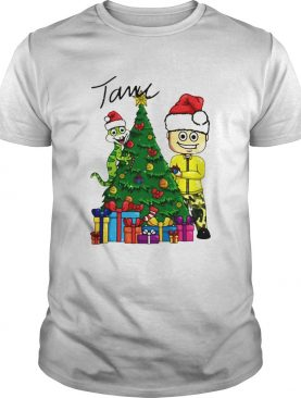 Tomu Chrismas Merch Crewneck shirt