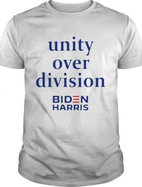 Unity over division shirt