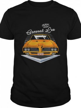 Built For Speed General Lee shirt