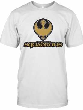 New Orleans Squadrons T-Shirt