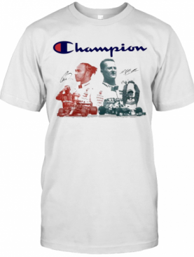 Racing Champion Hamilton T-Shirt