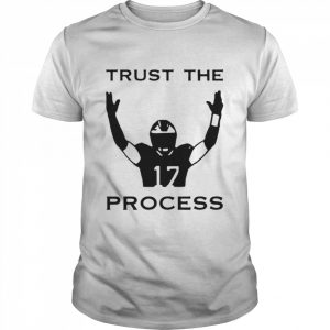 17 Trust The Process  Classic Men's T-shirt