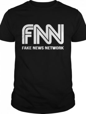 Fnn fnn financial news network fnn fake news network shirt
